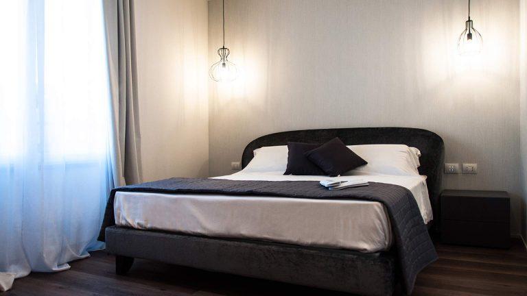 H Suite camera da letto